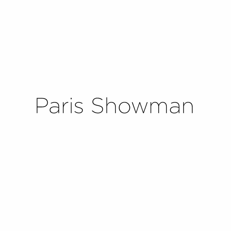 Paris Showman