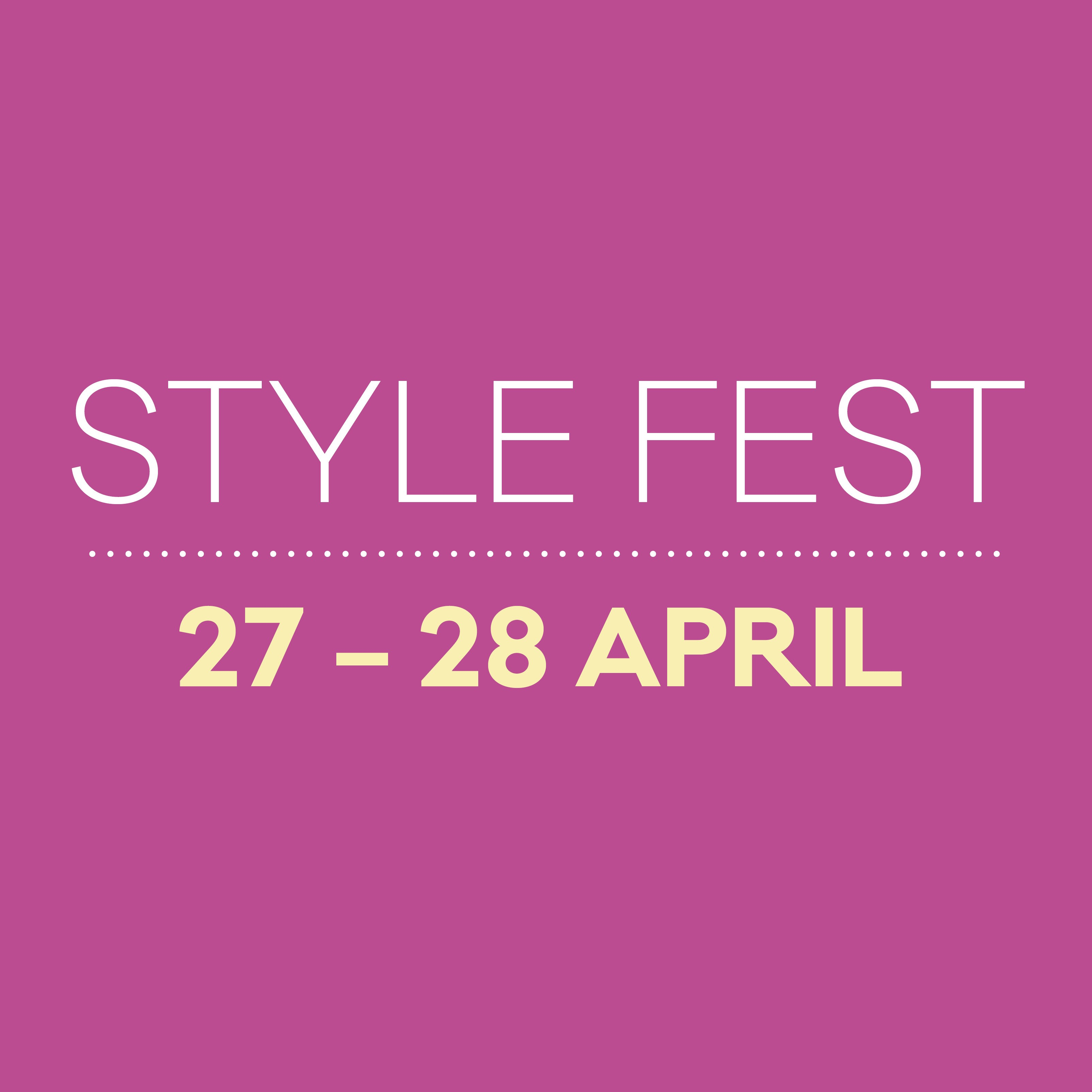 Style Fest at centre:mk