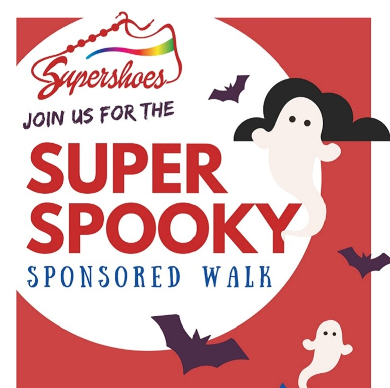 Super Spooky Sponsored Walk